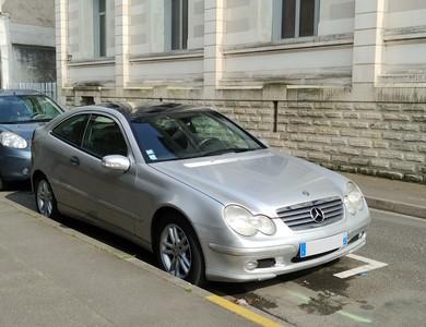 Mercedes-benz Classe C Coupe à Tours (Indre-et-Loire)