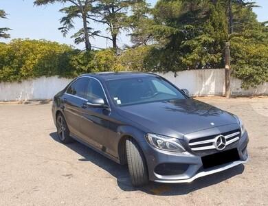 Mercedes-benz Classe C220d à Toulouse (Haute-Garonne)