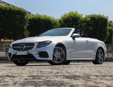 Mercedes-benz Classe E Cabriolet à Paris (17ème arr.)