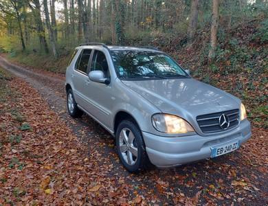 Mercedes-benz Classe M à Laval (Mayenne)