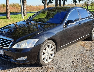Mercedes-benz Classe S 500 L à Beauvais (Oise)