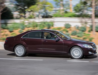 Mercedes-benz Classe S 500 Limousine 4matic à Nice (Alpes-Maritimes)