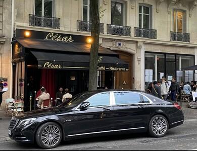 Mercedes-benz Classe S Maybach à Verrières-le-Buisson (Essonne)