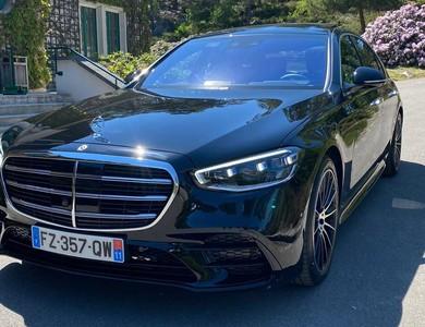 Mercedes-benz Classe S à Tremblay-en-France (Seine-Saint-Denis)