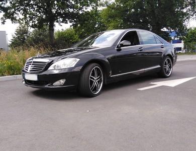 Mercedes-benz Classe S500 à Balazé (Ille-et-Vilaine)
