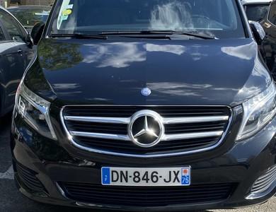 Mercedes-benz Classe V à Maisons-Alfort (Val-de-Marne)