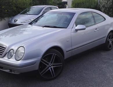 Mercedes-benz Clk 230 à Nantes (Loire-Atlantique)