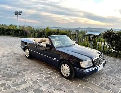 Mercedes-benz E 320 Cabriolet à Paris (17ème arr.)