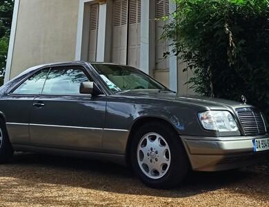 Mercedes-benz E220 W124 Coupe à Toulouse (Haute-Garonne)