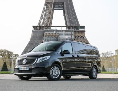 Mercedes-benz Eqv à Paris (17ème arr.)