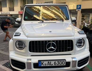Mercedes-benz G63 Amg à Théoule-sur-Mer (Alpes-Maritimes)