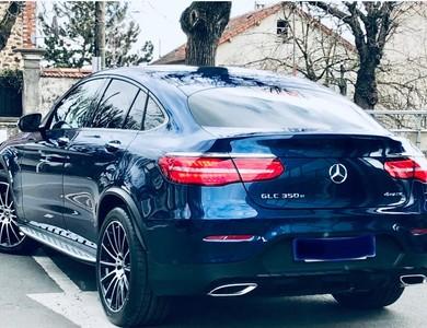 Mercedes-benz Glc Coupé 350 I Hybrid à Saint-Maur-des-Fossés (Val-de-Marne)