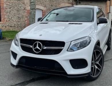 Mercedes-benz Gle Coupe à Castelginest (Haute-Garonne)