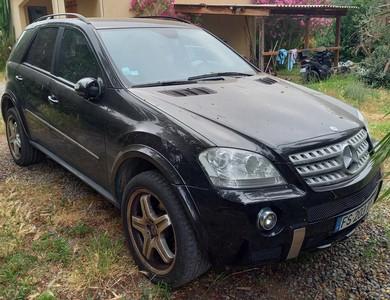 Mercedes-benz Ml 320 Cdi à Lucciana (Haute-Corse)