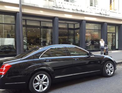 Mercedes-benz S350 à Boulogne-Billancourt (Hauts-de-Seine)