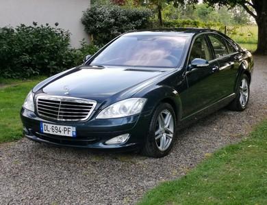 Mercedes-benz S500 W221 4-matic à Courtenay (Loiret)
