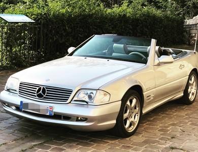 Mercedes-benz Sl 500 à Paris (17ème arr.)