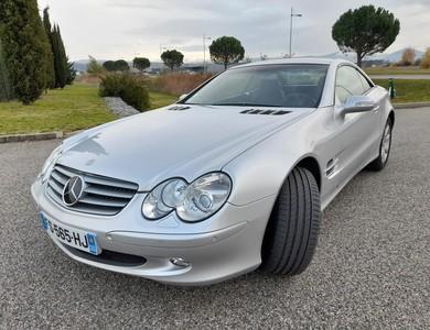Mercedes-benz Sl à Montélimar (Drôme)