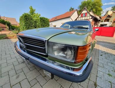 Mercedes-benz Slc280 à Quatzenheim (Bas-Rhin)