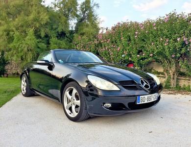Mercedes-benz Slk 350 à Royan (Charente-Maritime)
