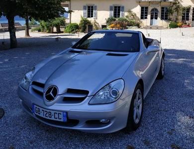 Mercedes-benz Slk à Brison-Saint-Innocent (Savoie)