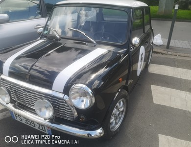Mini Austin Special à Saint-Ouen (Seine-Saint-Denis)