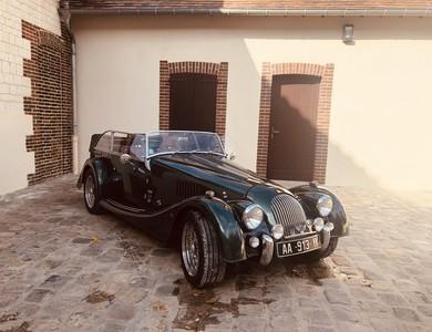 Morgan Tourer V6 Cabriolet 4 Places à Capbreton (Landes)