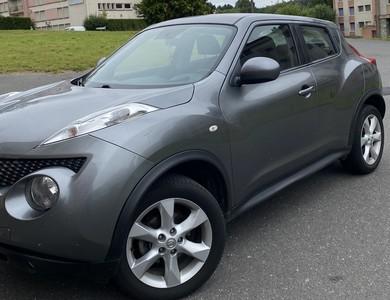 Nissan Juke à Clermont-Ferrand (Puy-de-Dôme)