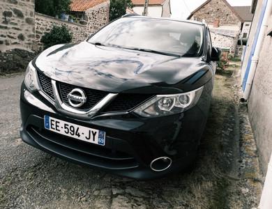 Nissan Qashqai à Cébazat (Puy-de-Dôme)