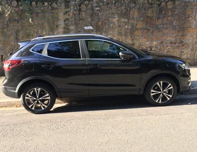 Nissan Qashqai à Écully (Rhône)