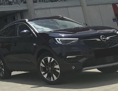 Opel Grandland X à Paris (10ème arr.)