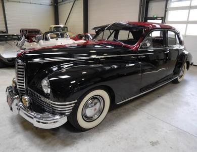 Packard Super Clipper à Montfrin (Gard)