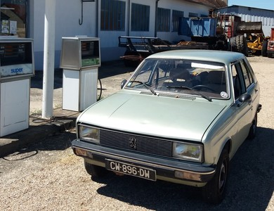 Peugeot 104 Gr à Lille (Nord)