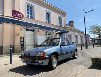Peugeot 205 Cabriolet Cti à Brech (Morbihan)
