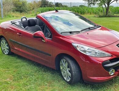 Peugeot 207cc 1.6 Vti Cabriolet à Guipavas (Finistère)