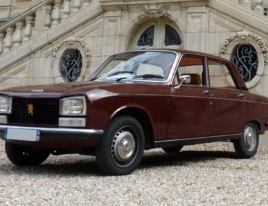 Peugeot 304 Berline Sls à Saint-Sébastien-sur-Loire (Loire-Atlantique)