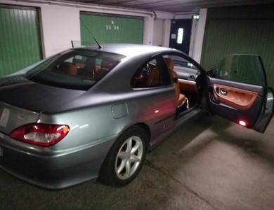 Peugeot 406 Coupé V6 à Strasbourg (Bas-Rhin)