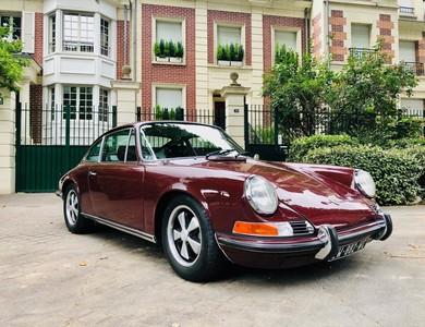 Porsche 2.2 E à Marseille (8ème arr.)
