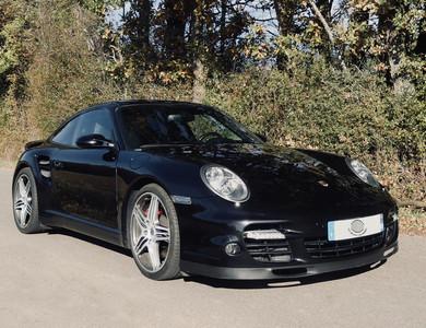Porsche 911 Type 997 Turbo à Lyon (3ème arr.)