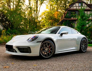 Porsche 911 (année 2020) Carrera 4s à Nancy (Meurthe-et-Moselle)