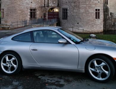 Porsche 911 C2 à La Chapelle-sur-Erdre (Loire-Atlantique)