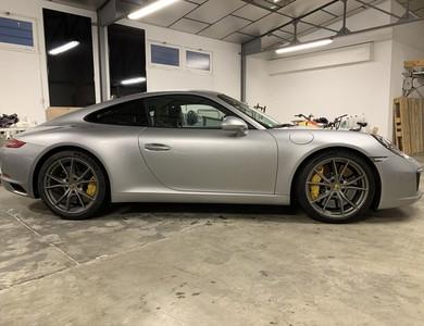 Porsche 911 S Type 991 Mk2 à Troyes (Aube)