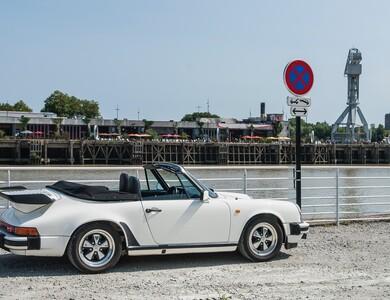 Porsche 911 Sc Cabriolet à Vigneux-de-Bretagne (Loire-Atlantique)