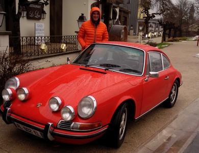 Porsche 911 Type 911 2.4 S Sportomatic à Palaiseau (Essonne)