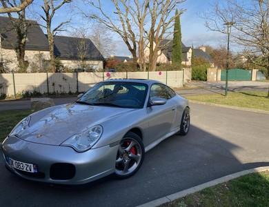Porsche 911 Type 996 Carrera 4s à La Baule-Escoublac (Loire-Atlantique)