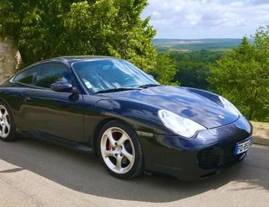 Porsche 911 Type 996 Carrera 4s à Paris (9ème arr.)