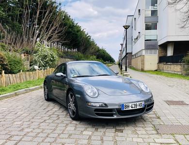 Porsche 911 Type 997 4s à Courbevoie (Hauts-de-Seine)