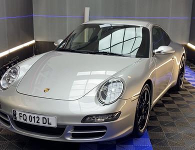 Porsche 911 Type 997 Phase 1 Carrera à Troyes (Aube)