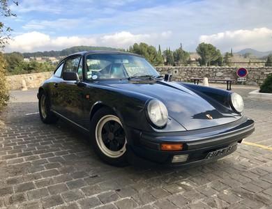 Porsche 911 Type G 3.2l G50 à Soisy-sur-Seine (Essonne)