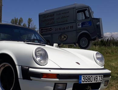 Porsche 911 Type G Sc 3.0l à Villard-Sallet (Savoie)
